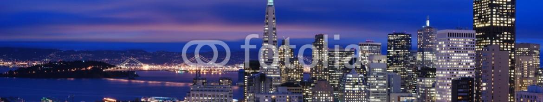 2498322 – United States of America – san francisco – night panorama 2