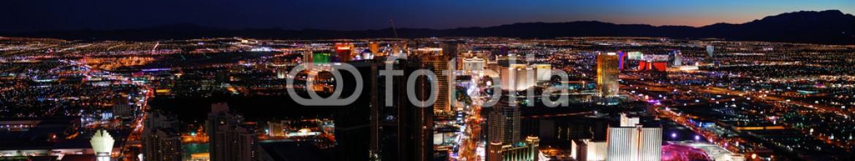 24236734 – United States of America – Las Vegas City skyline panorama