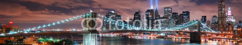 Скинали Панорама Манхэттена