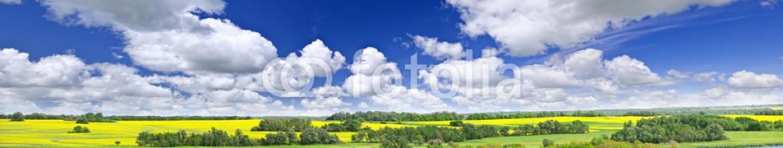 27609067 – Canada – Prairie panorama in Saskatchewan, Canada