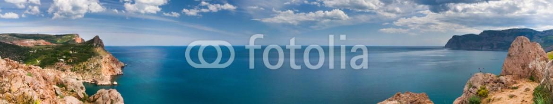 30646303 – Ukraine – Beautiful summer landscape in the Crimea