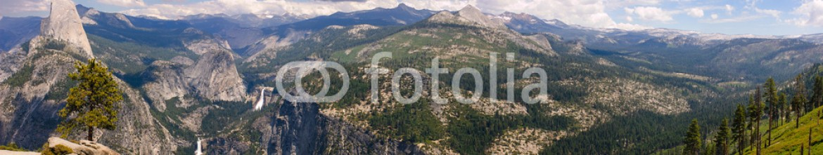 35615099 – United States of America – Yosemite panorama