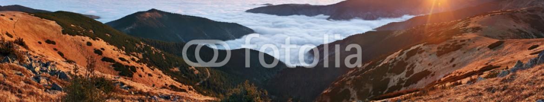 37226692 – Slovakia – Low Tatras in sunset – Slovakia mountain.