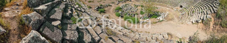 38001138 – Croatia – Stadium in Aphrodisias