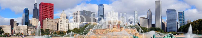 39647923 – United States of America – Chicago  Buckingham fountain