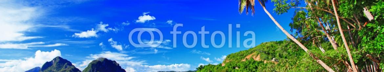 40824413 – Ukraine – panoramic beautiful beach scenery – El-nido,palawan