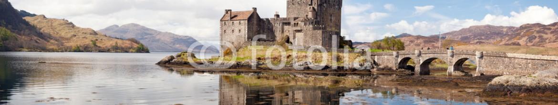 40997914 – Thailand – Eilean Donan Castle Scotland Panorama