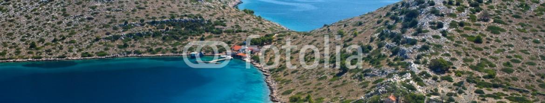 46079036 – Italy – Croazia, panorama delle isole Kornati 2