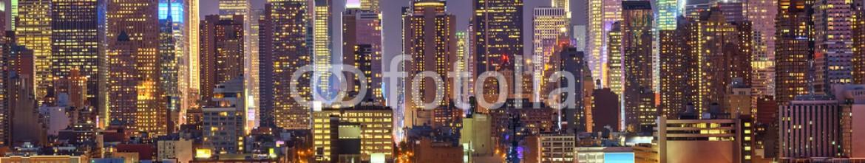 46714715 – Germany – Manhattan at night