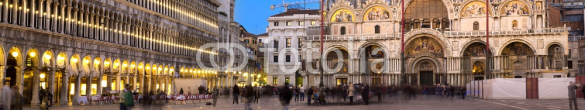 47247745 – Italy – Piazza San Marco – Venice by night