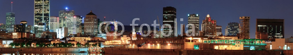 53462535 – United States of America – Montreal over river at dusk