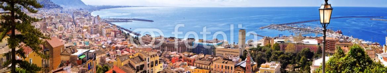 40729134 – Italy – Landscape of Salerno