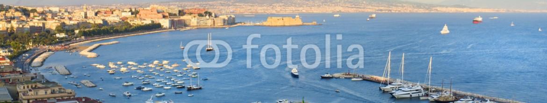 44099930 – Italy – Veduta del Golfo di Napoli