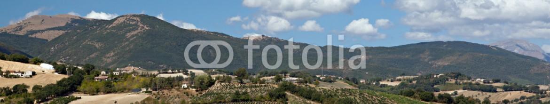 45972258 – Italy – Matelica (Mc), panorama