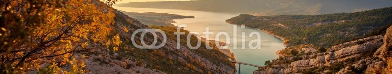 47399595 – Latvia – Beautiful view of Gorges du Verdon, France