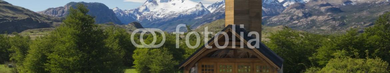 48928597 – Italy – Church of Estancia Cristina in Los Glaciares National Park