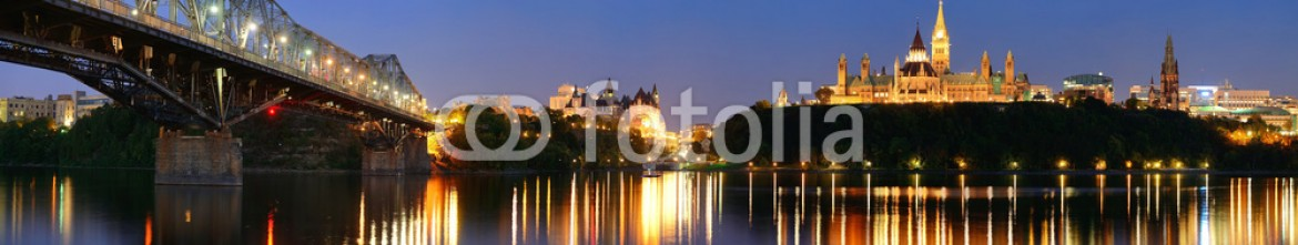 49729134 – United States of America – Ottawa at night