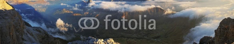 49897982 – Slovakia – Panorama in mountain Alps Dolomity – Europe