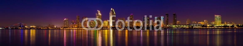 50839482 – United States of America – san diego skyline