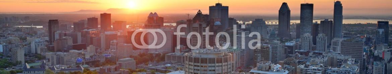 54549396 – United States of America – Montreal sunrise