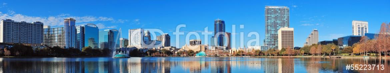 55223713 – United States of America – Orlando morning