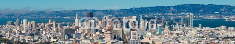 55794467 – United States of America – San Francisco city skyline