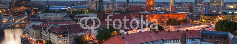 56035999 – Germany – Berlin, Germany major landmarks at sunset