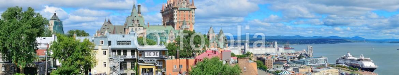 56324032 – United States of America – Quebec City cityscape