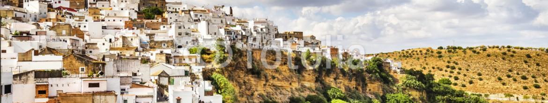 56495610 – Spain – Arcos de la Frontera, beautiful town in Cadiz, Andalusia, Spain.
