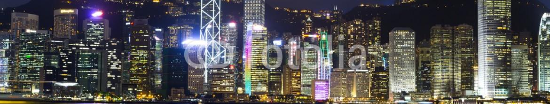 56750379 – Italy – Hong Kong island by night