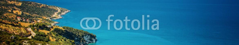 57332368 – Russian Federation – the island of Zakynthos, Greece, view of the coast