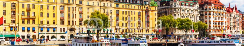 58044518 – Sweden – Old Town in Stockholm, Sweden