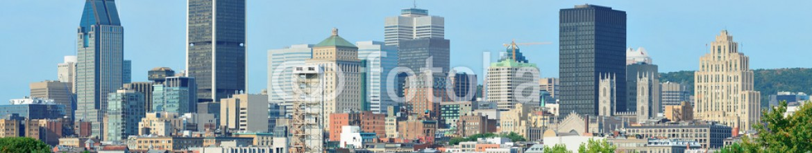 59128754 – United States of America – Montreal day view panorama