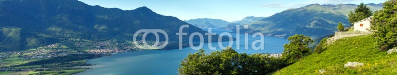 59174056 – Ukraine – Lake Como view (Italy)