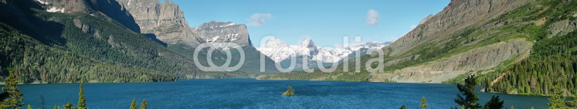 59742711 – Spain – Lake St Mary and Wild goose island view