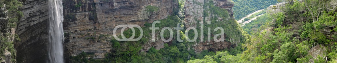 59777222 – South Africa – Lehr's Falls panorama 2