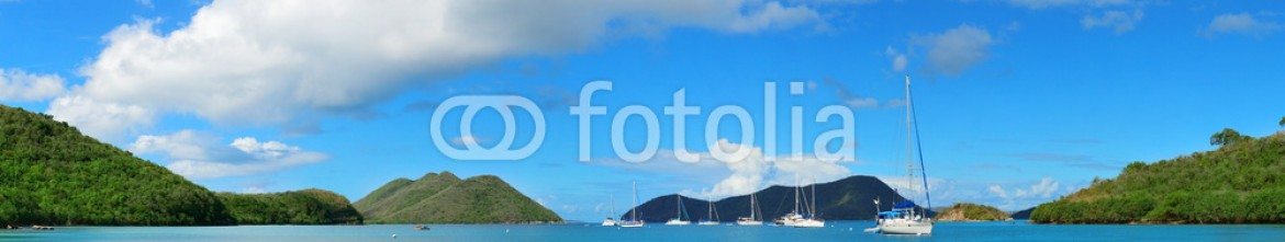 60151041 – United States of America – Virgin Islands boat