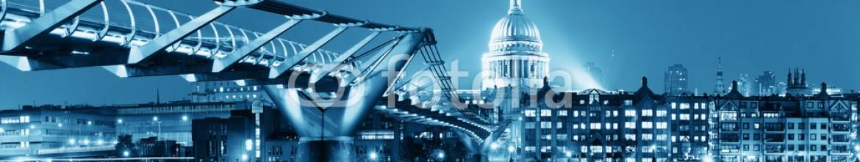 60151097 – United States of America – Millennium Bridge and St Pauls
