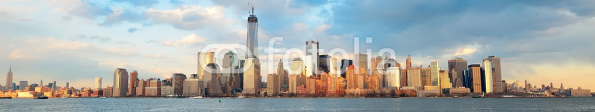 60151572 – United States of America – Downtown Manhattan skyline