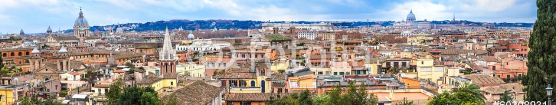 60308931 – Ukraine – Italy. Rome. Rome skyline. Panorama