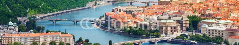 60467082 – Russian Federation – Vltava river and bridges in Prague
