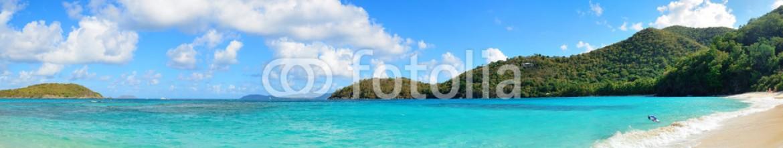 60888382 – United States of America – Virgin Islands Beach