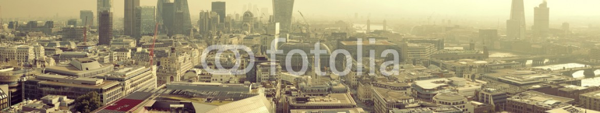 60888475 – United States of America – London rooftop view panorama