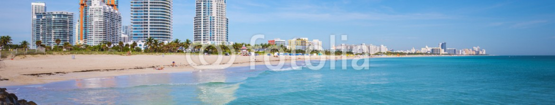 61053557 – United States of America – Miami Beach Skyline