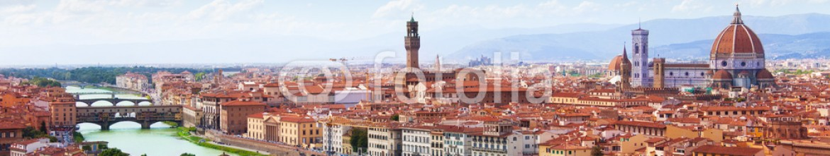 61123729 – Russian Federation – Arno river and Florence panorama