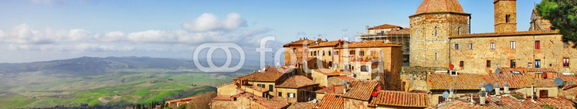 61712854 – Ukraine – beautiful old Volterra – medieval town of Tuscany, Italy