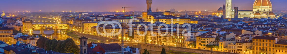 62542398 – Russian Federation – View on Florence at night