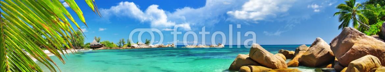 63030246 – Ukraine – tropical holidays in paradise of Seychelles islands