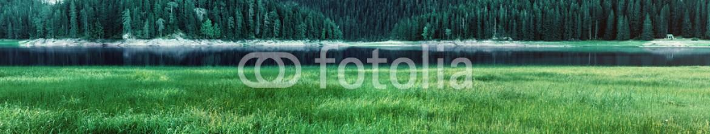 63233835 – Serbia – Black Lake panorama – Durmitor National Park