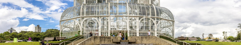 63587168 – Brazil – Curitiba's Botanic Garden in Parana, Brazil